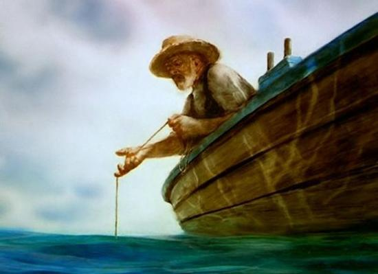 рыбак и море хемингуэй книга