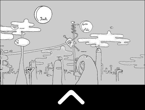 Kusoyama - Website design using drawings and illustration