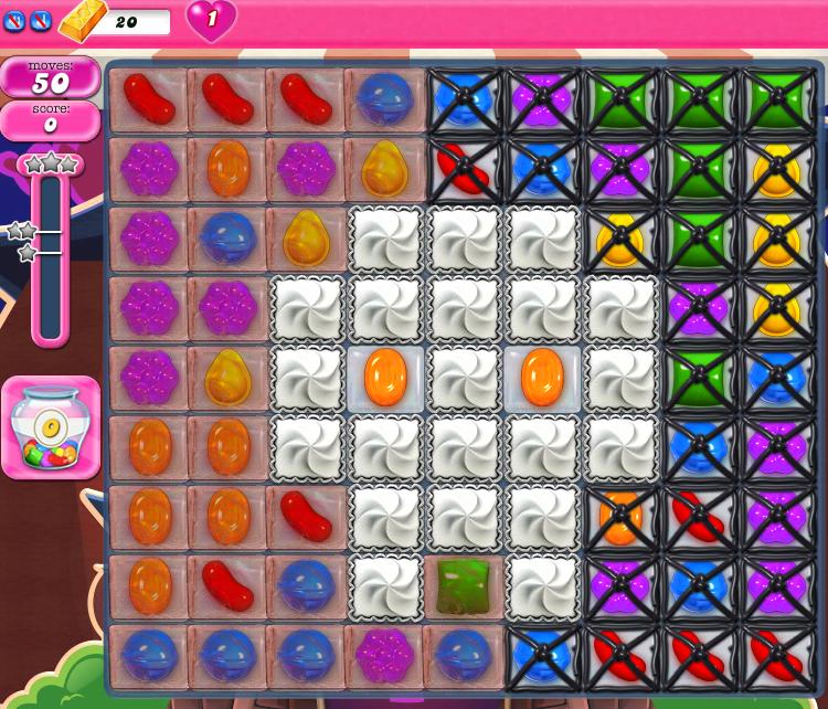 Candy Crush Saga 1482