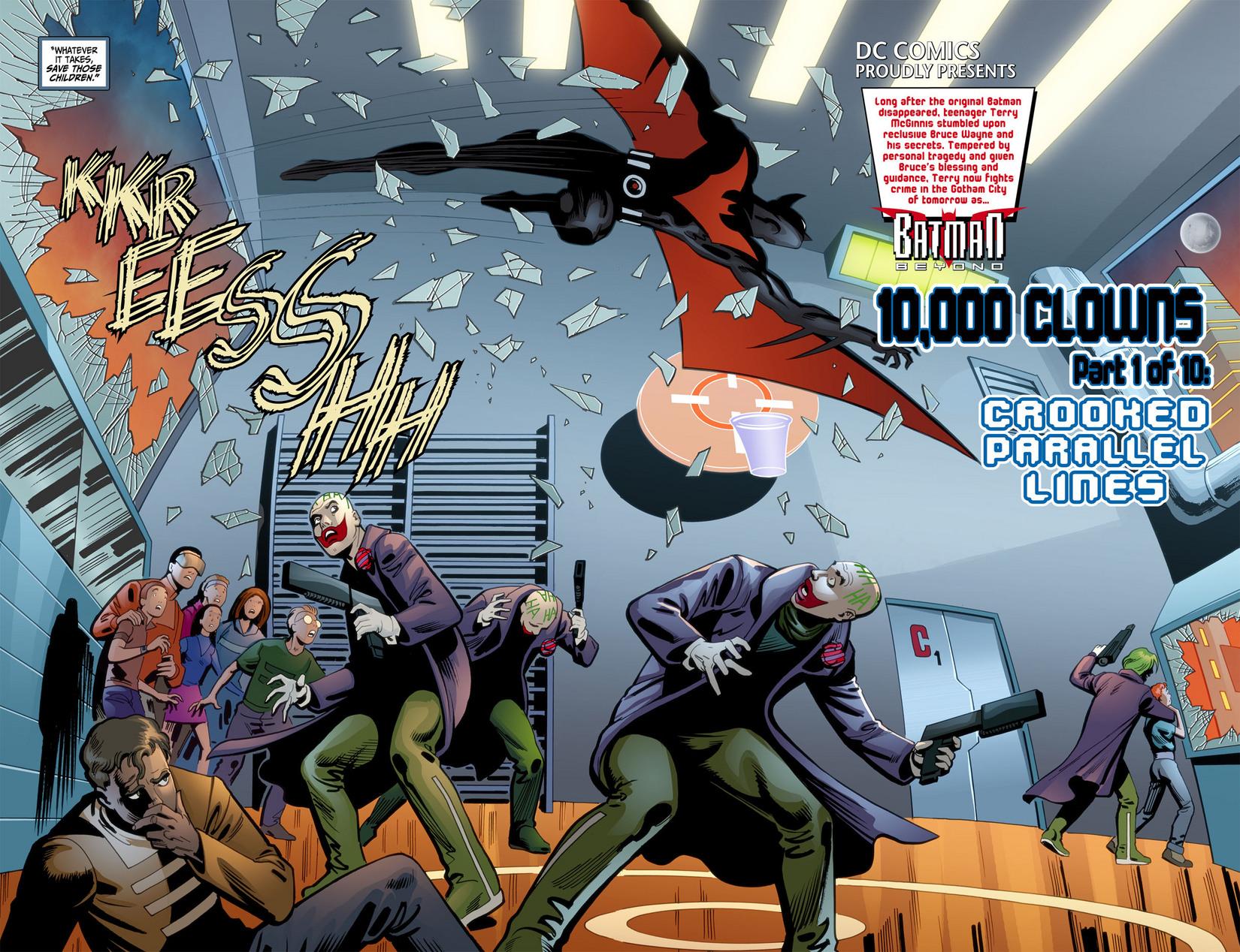 Batman Beyond (2012) Issue #9 #9 - English 7