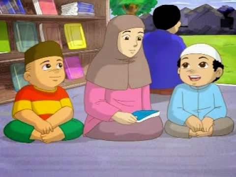 Mengenalkan Allah Pada Anak