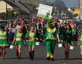 Ireland's National Leprechaun Hunt in Carlingford