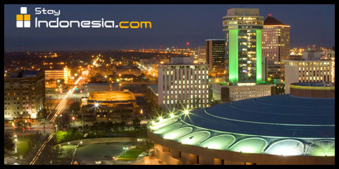 Hotel in downtown Wichita