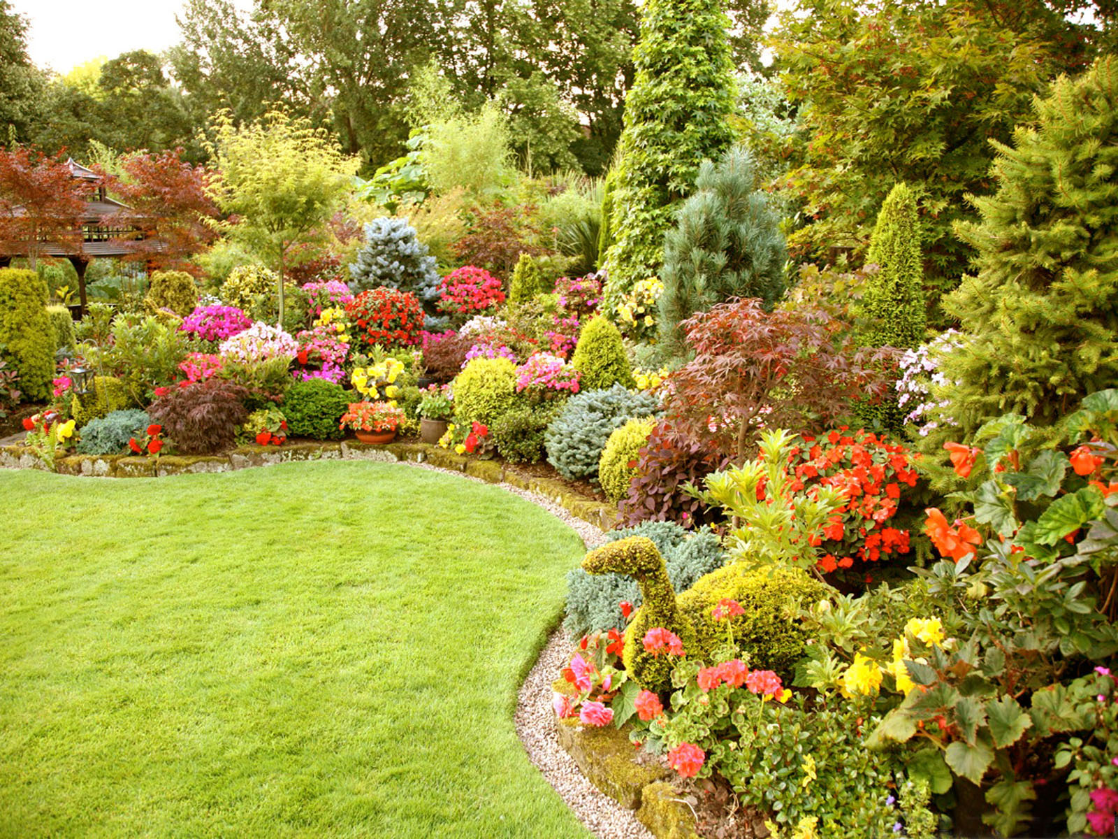 Guide to scaping: Guide to Get Simple landscaping ideas without grass