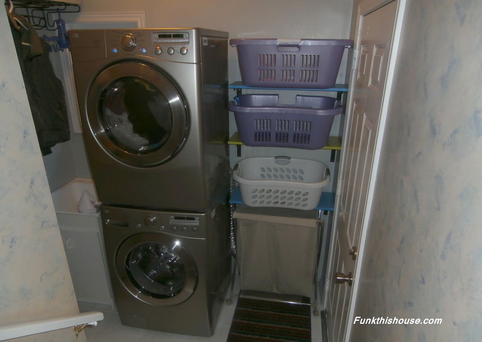 Creative storage solutions for small laundry rooms using Storage solutions for small laundry rooms