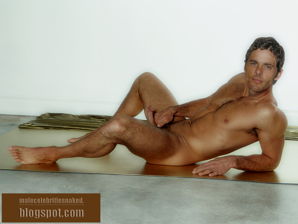 james marsden fake nude