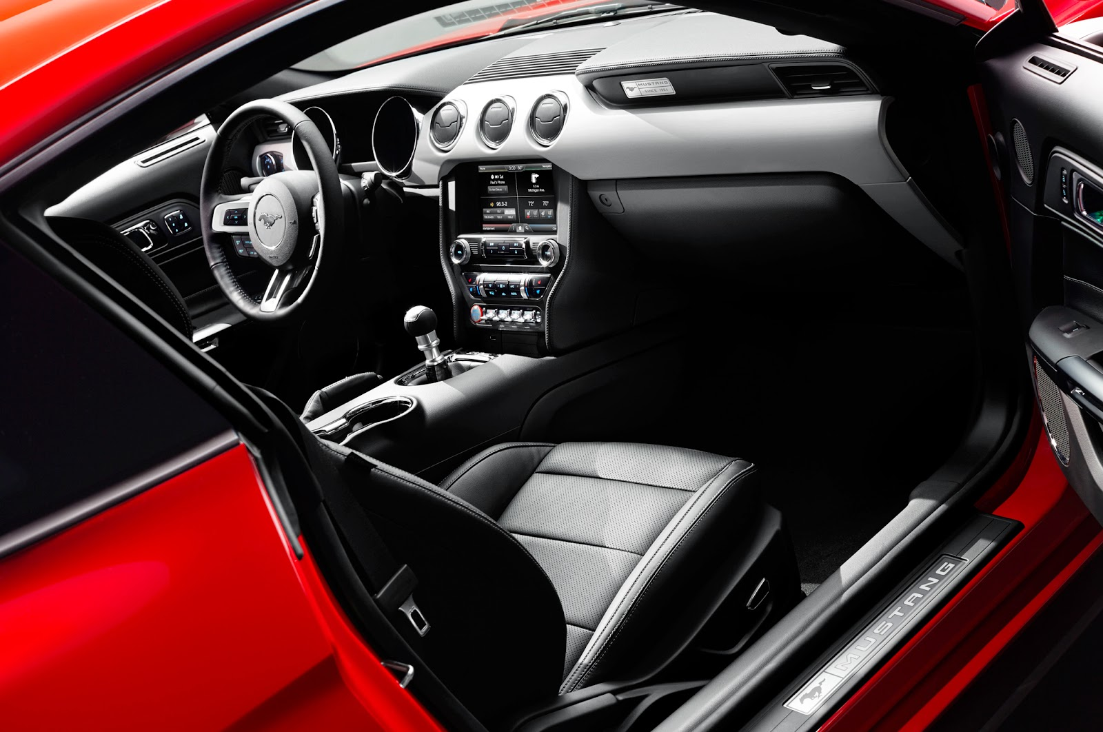 Everything Sounds Better Inside the 2015 Ford Mustang