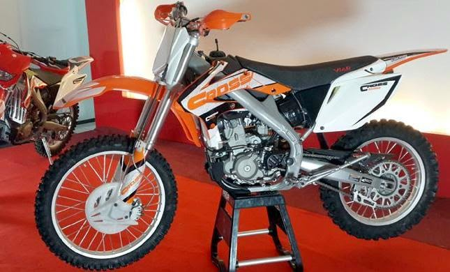 VIAR Crossx250