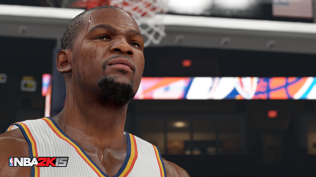 NBA 2K15 PC Graphics Screenshot