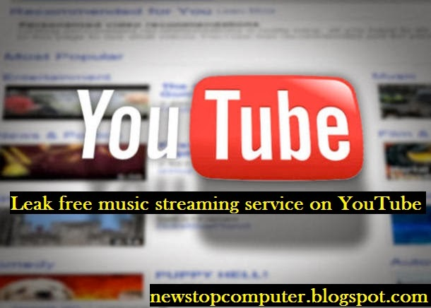 free online music streaming service