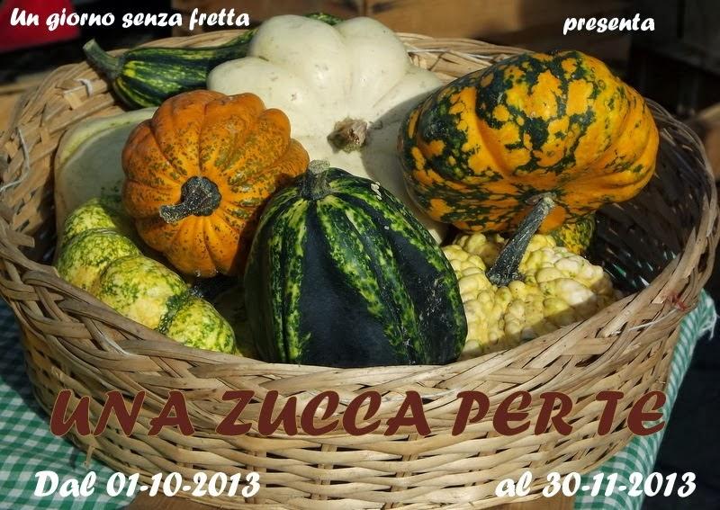 """Contest """"Una zucca per te"""""""