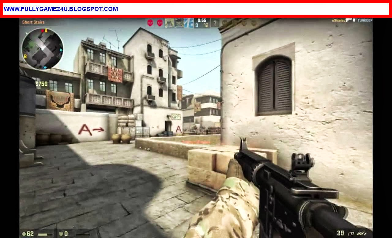 Download Counter Strike Go Game 100% Working