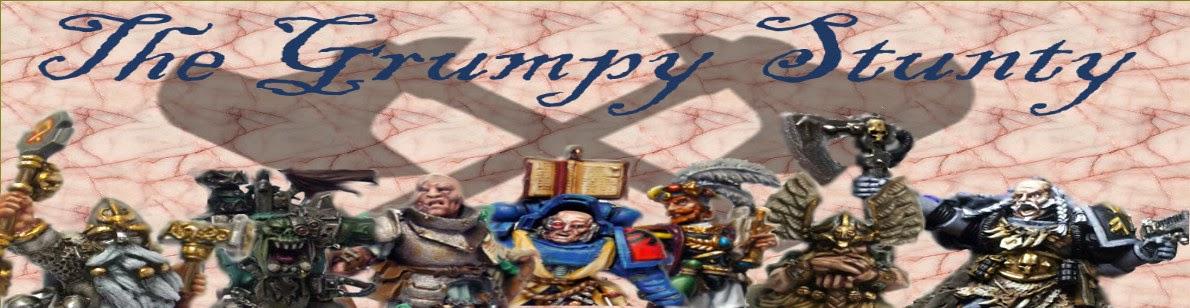 The Grumpy Stunty