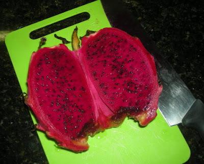 Hylocereus undatus, pitaya roja