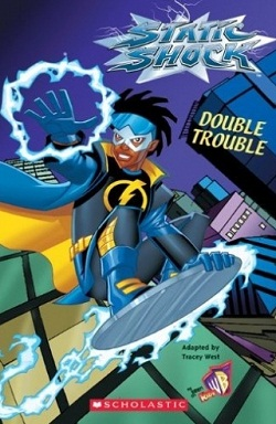 Super Choque - Super Shock Desenhos Torrent Download capa