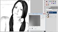 Tutorial Membuat Efek Foto Sketsa Dengan Photoshop