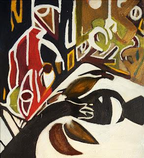 artiste peintre montpellier - Tendre Surveillance