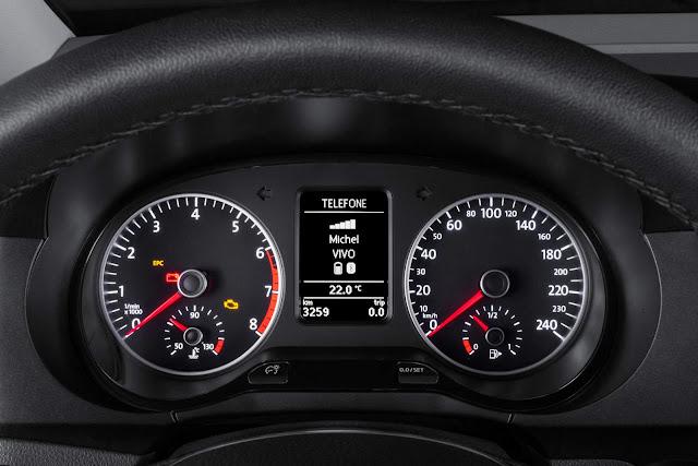 Novo VW Fox 2016 - sistema i_System