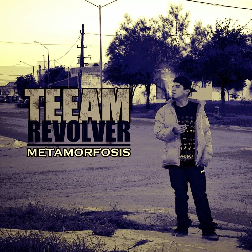 Teeam Revolver - Metamorfosis 2014