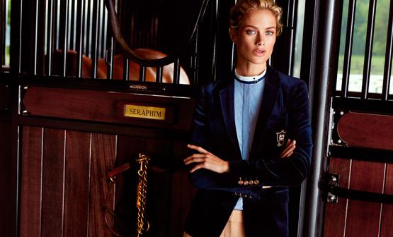 Massimo Dutti The Equestrian Collection moda hípica mujer