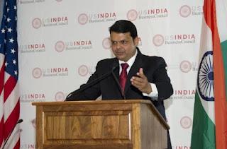 Maharashtra CM Devendra Fadnavis addresses Investors in New York