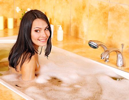 Антицелулитен масаж с вана
