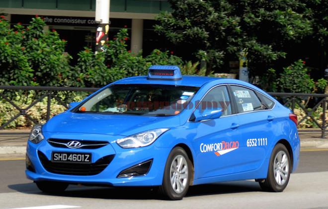 Pemandu Teksi Singapura Gaji Cecah RM15 000 Sebulan