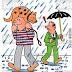 Έχω τη καλύτερη ομπρέλα...