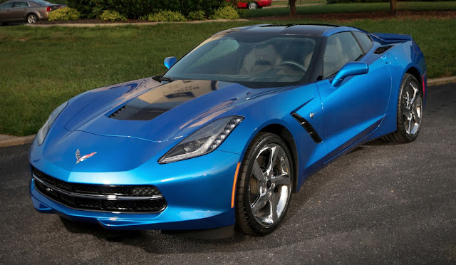 2014 Corvette Stingray Coupe Premiere Edition