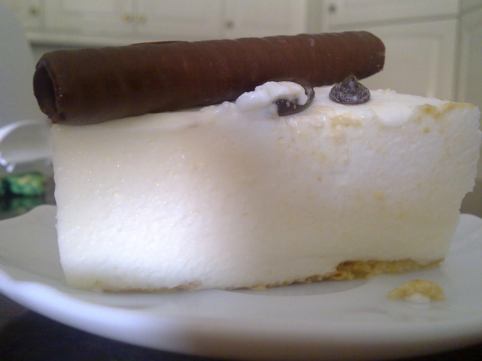 Crema i xocolate mousse de yogurt natural - Mouse de yogurt ...