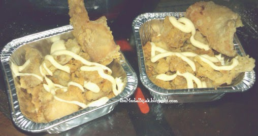 RESEP Crunchy Mini Chicken Popcorn