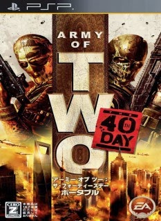 Army of Two: The 40th Day PSP