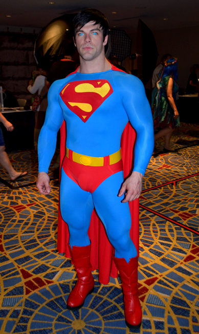 Dragon*Con 2013, Superman