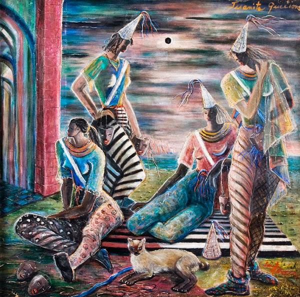 Resultado de imagen para juanita guccione paintings