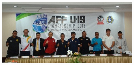 PERTANDINGAN PIALA AFF U19 2013