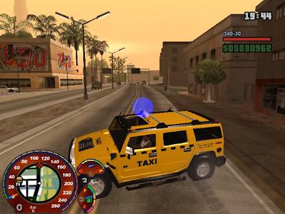 GTA San Andreas Full Mod Pack
