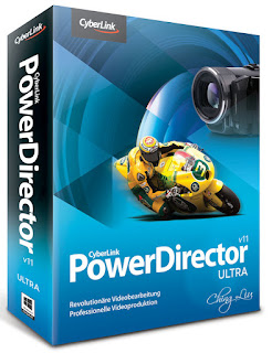 CyberLink PowerDirector 11 Ultra Full Patch+Keygen