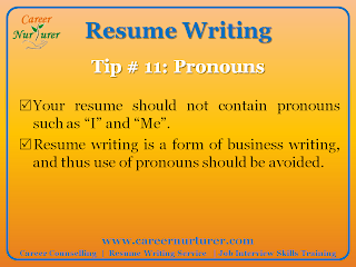 How to write a professional resume for mid level