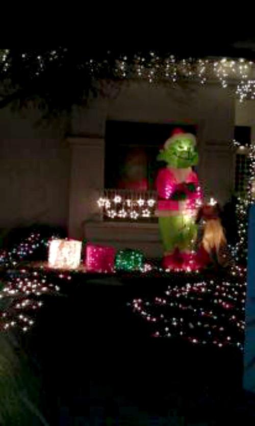 Az Christmas Light Trolley Tour