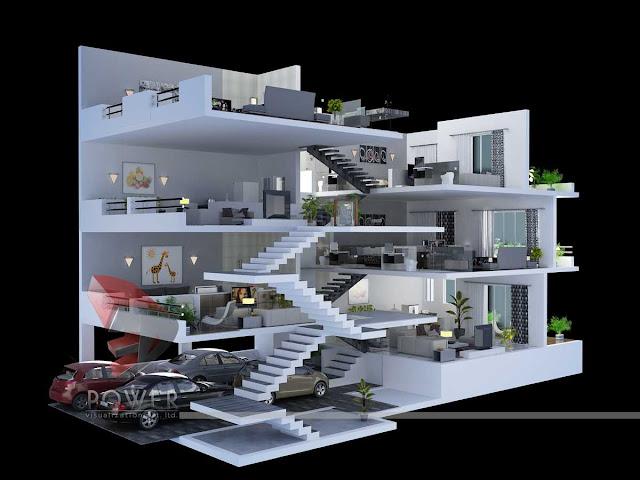 Architectural 3d Modeling,3d architecture design