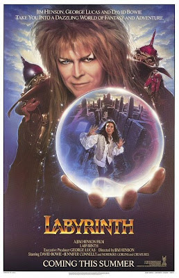 Watch Labyrinth 1986 Hollywood Movie Online | Labyrinth 1986 Hollywood Movie Poster