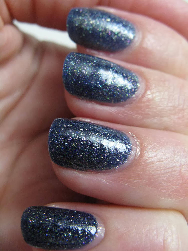 Finger Paints Sparkle In The Sky Texture Polish