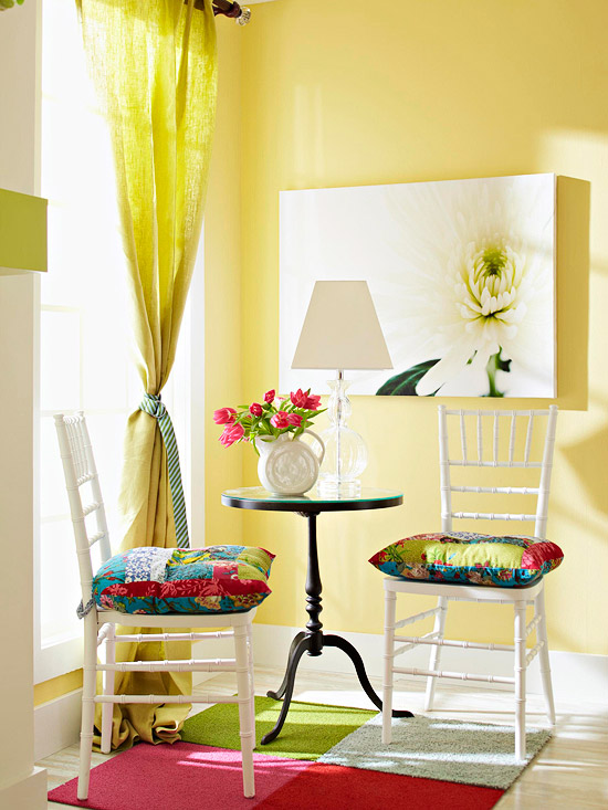 2013 Spring Living Room Decorating Ideas From Bhg Modern