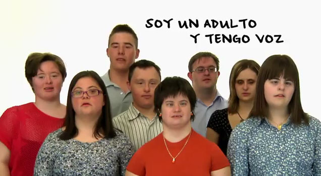 Día Mundial del Síndrome de Down manifiesto Down España