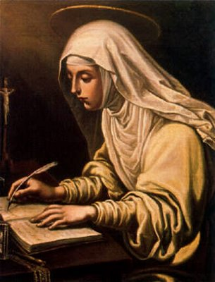IMG ST. CATHERINE De Ricci