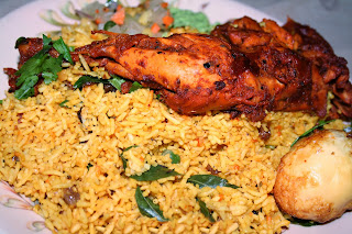 Biryani Rice Recipe