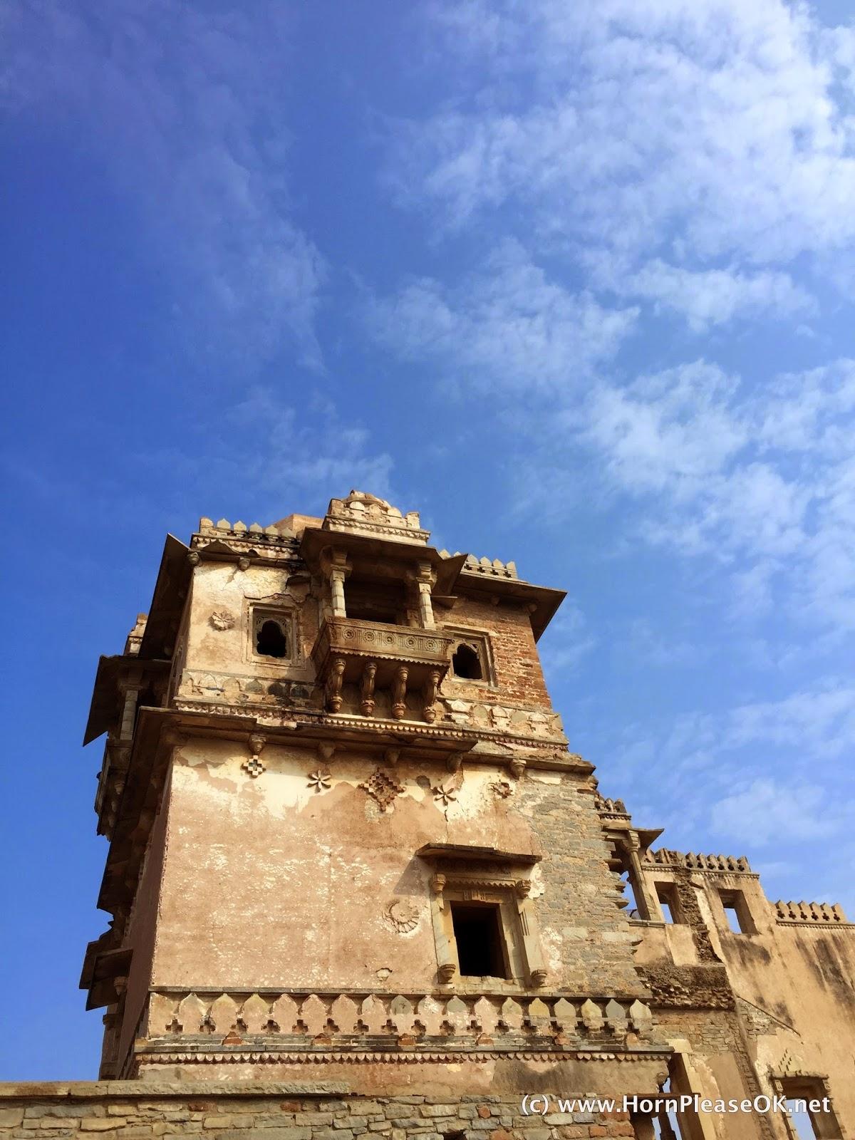 Ruins of Kumbha Palace, Chittorgarh Fort