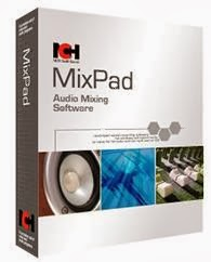 Download MixPad Audio Mixer 3.52 + Serial key
