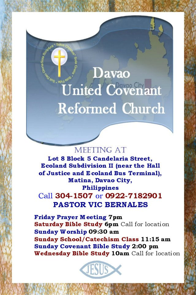 United Covenant Reformed Church