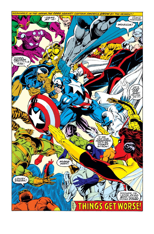 Captain America (1968) Issue #412 #361 - English 22